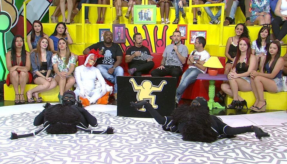 Galera do Encrenca: dá 89FM para a RedeTV (foto: Divulgação)