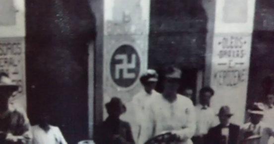 foto antiga de Pirajuí