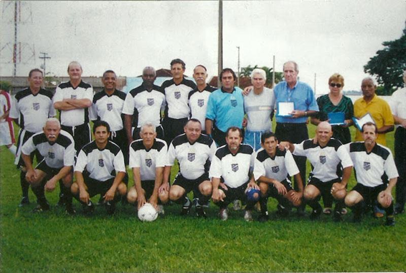 Valdick: Memória viva do esporte de Pirajuí - Homem Benigno
